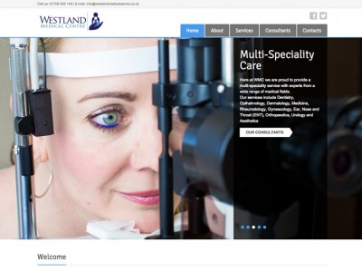 Westland Medical Centre - Vakharia Medical Limited