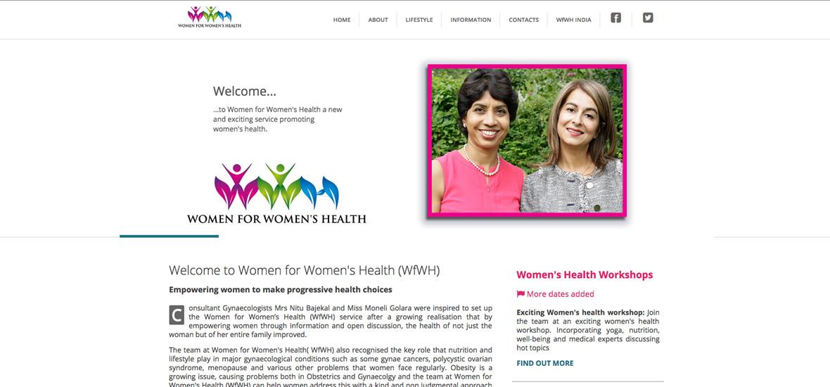 Women for Women's Health