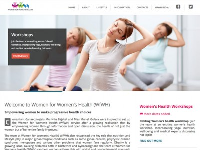 Women for Women's Health (WfWH)
