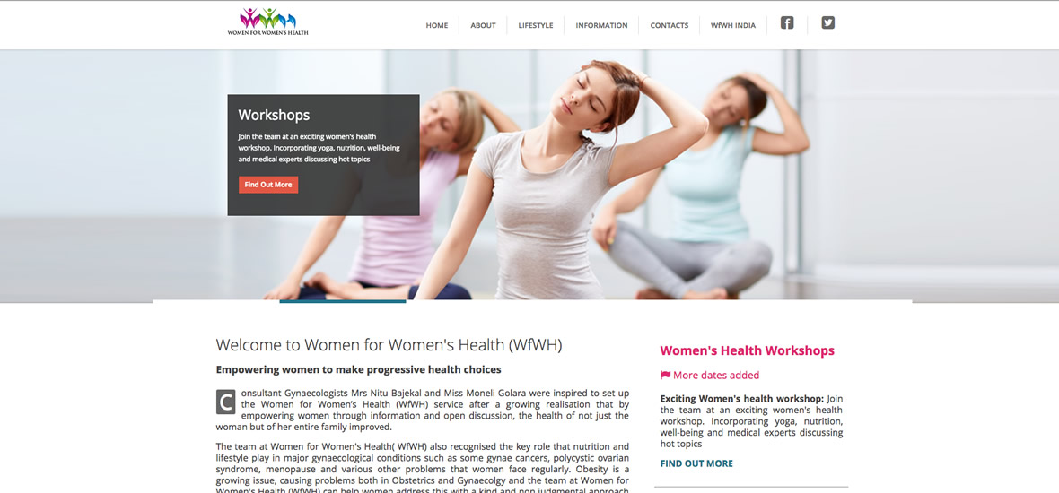 Women for Women's Health