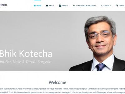 Mr Bhik Kotecha