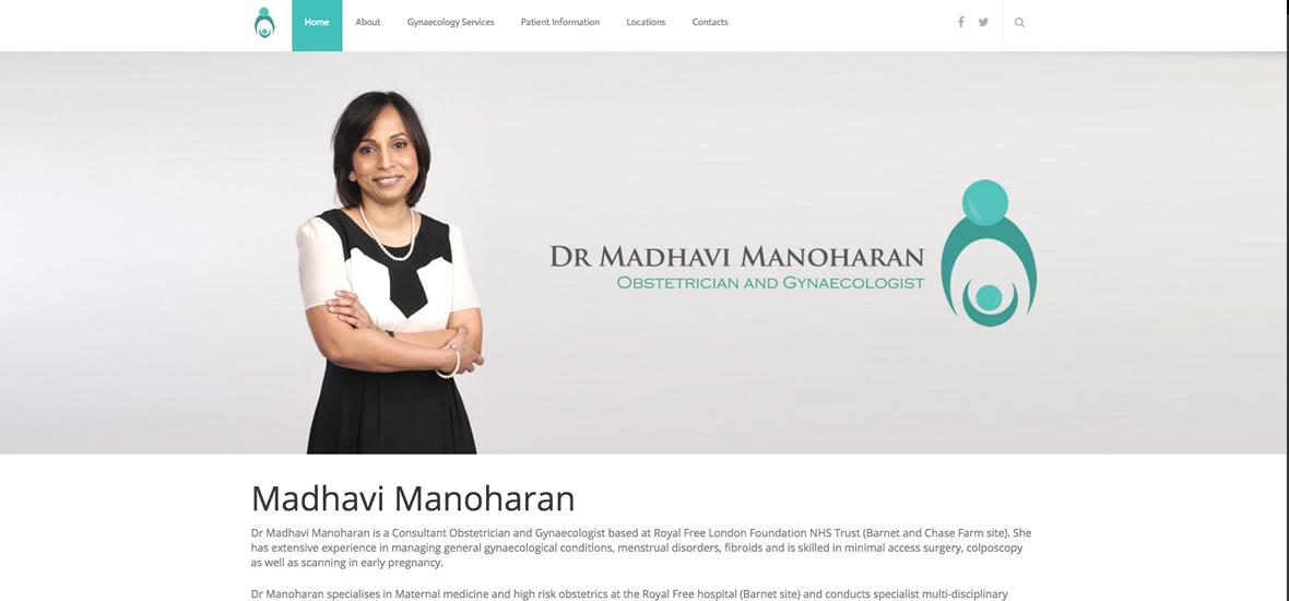 Dr Madhavi Manoharan